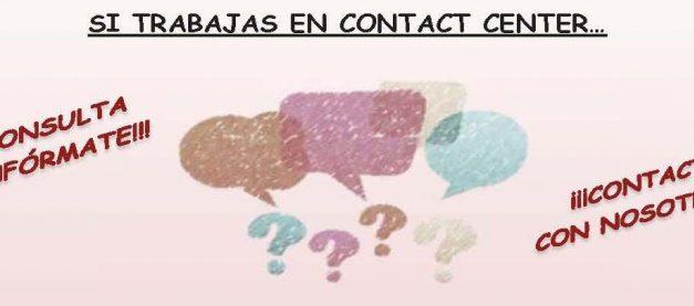 Damos respuetas: Boletín nº 2 del Gabinete de asistencia e información sobre PRL en contact center