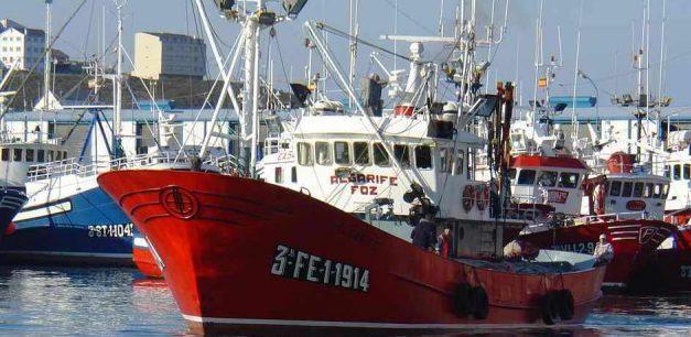 Obligación del armador de proporcionar equipos de protección individual (EPI'S) en la pesca