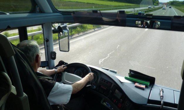 Avances en el estudio sobre riesgos psicosociales en conductores mayores de 55 años en el transporte de viajeros por carretera
