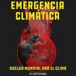 UGT llama a la ciudadanía a responder a la emergencia climática