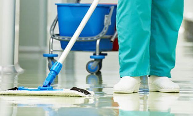 UGT solicita que el personal de limpieza de centros sanitarios sea considerado prioritario para la realización de los test del Covid-19