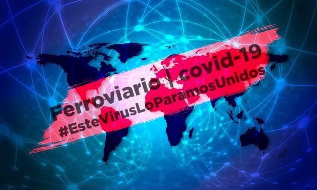 COVID-19   #EsteVirusLoParamosUnidos   La luz al final del túnel