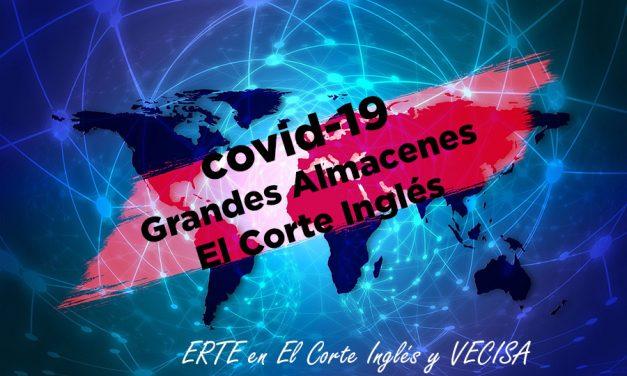 Aprobado por la autoridad laboral el ERTE en El Corte Inglés y VECISA
