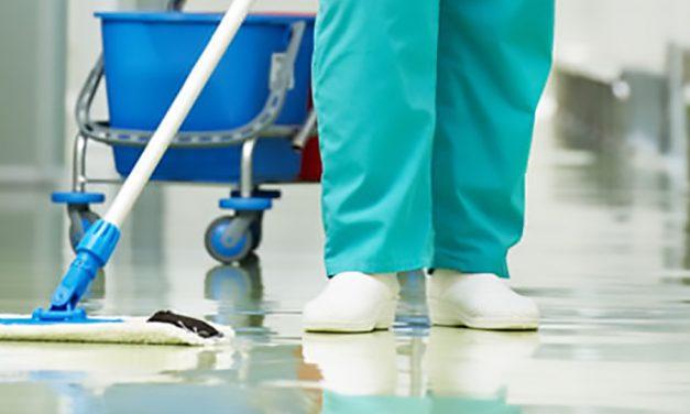 UGT critica la falta de test para el personal de limpieza sanitaria
